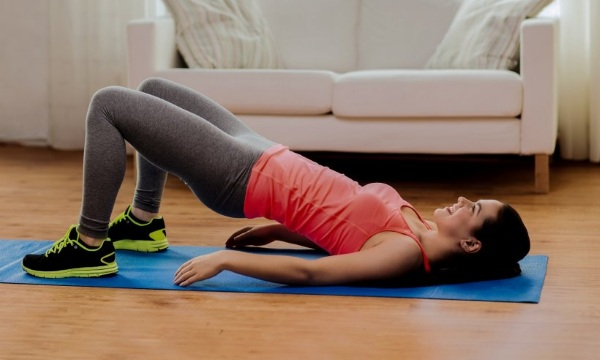 Лечебная гимнастика при артрозе тазобедренного сустава