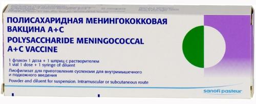 Вакцина от менингококковой инфекции. Название, какая лучше, когда делать, как переносится, цена