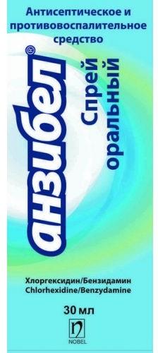 Граммидин (Grammidin) спрей для детей, взрослый. Инструкция по применению, аналоги, цена