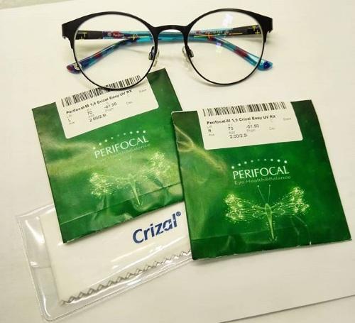 Перифокальные очки для детей для остановки близорукости. Цены, исследования