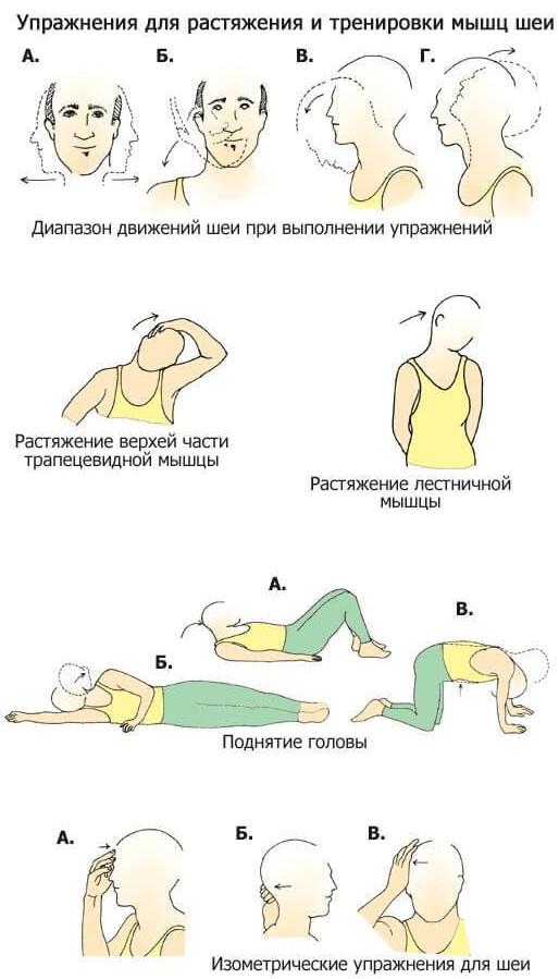 Шейная грыжа. Симптомы и лечение без операции народными средствами, гимнастика, психосоматика
