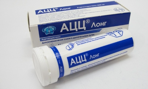 АЦЦ (ACC) шипучие таблетки. Цена, инструкция по применению для детей, взрослым