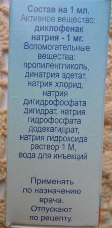 Диклофенак (Diclofenac) глазные капли. Цена, инструкция, аналоги, показания
