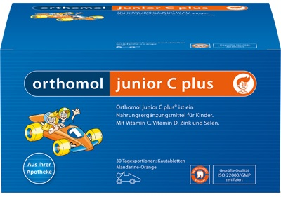 Ортомол (Orthomol) витамины для детей. Инструкция по применению, где купить, как принимать, цена