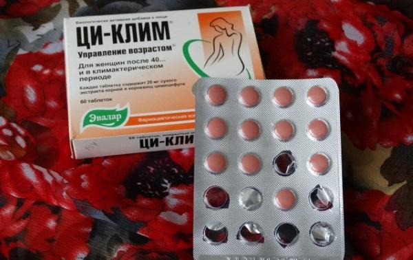 Ци-Клим. Отзывы женщин, принимавших препарат, инструкция по применению