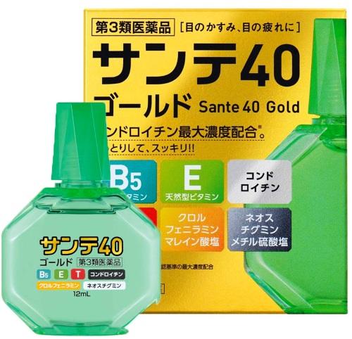 Японские капли для глаз с витаминами. Инструкция, где купить Sante FX Neo, Rohto, LION Smile, Gold, отзывы