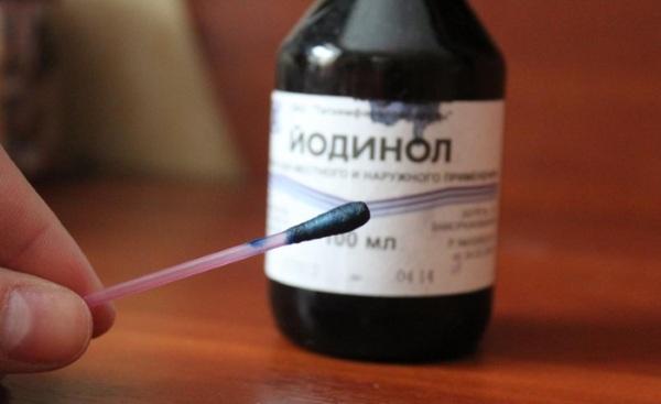 Йодинол (Iodinol) для полоскания горла. Инструкция, как разводить взрослым, детям