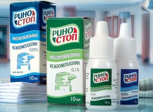 Риностоп (Rinostop) капли в нос. Цена, инструкция по применению, аналоги