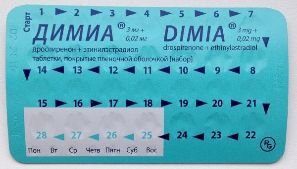 Димиа (Dimia). Инструкция по применению, отзывы, цена