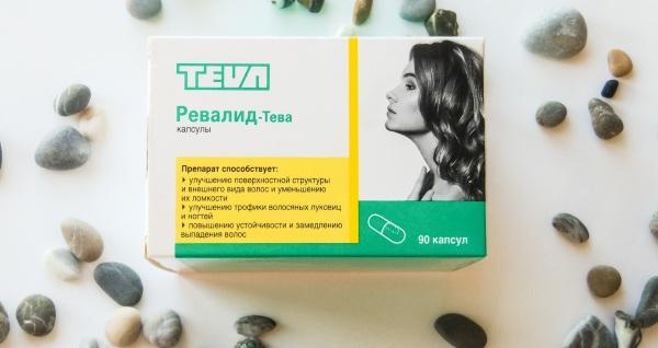 Ревалид-Тева (Revalid-Teva) для волос. Инструкция по применению, цена, отзывы
