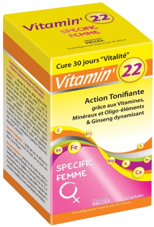 Французские витамины для женщин после 40-50-60 лет. Рейтинг, отзывы