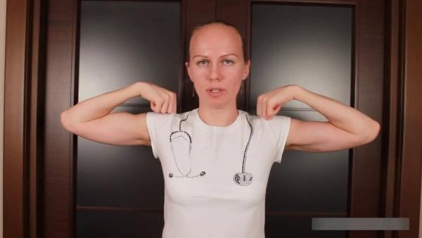 Суставная гимнастика Александры Бонина: верх, низ, шея, позвоночник