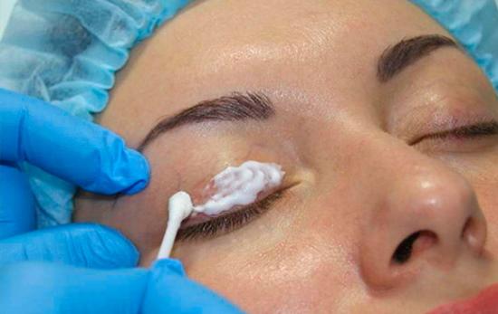 Вторичная анестезия для татуажа, перманентного макияжа, микроблейдинга бровей, тату