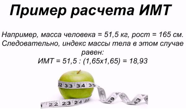 ИМТ (Индекс массы тела). Как рассчитать, формула, оценка результатов